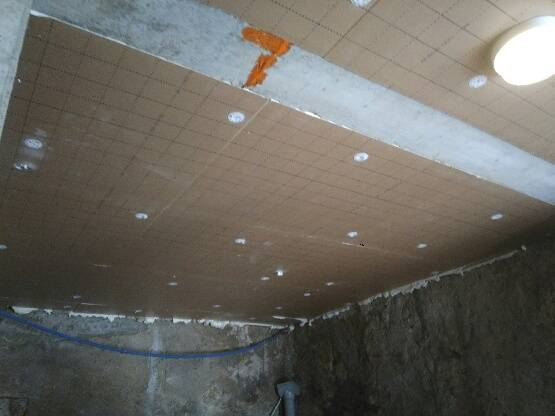 isolation plafond sous sol enterr alissas sp cialiste de l 39 isolation de combles sur. Black Bedroom Furniture Sets. Home Design Ideas