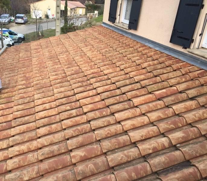 Isolation écologique de la toiture en fibre de bois LE TEIL 07400 - Spécialiste de l'isolation ...