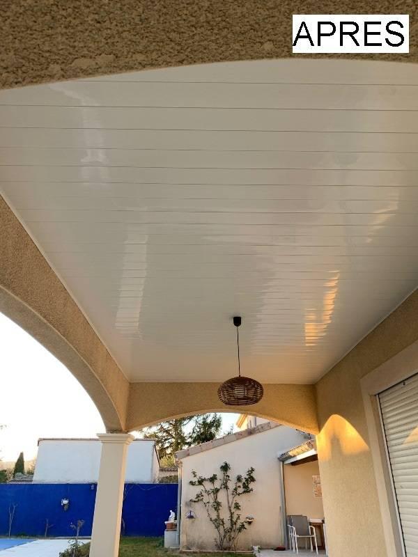 Lambris Plafond Terrasse Exterieur